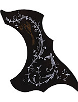 Musical Instruments Folk Wood Guitar String Protection Board 40/41 Inch Guitar Sweep String Transparent Shield