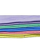 Cat Dog Towel Baths Pet Grooming Supplies Foldable Random Color