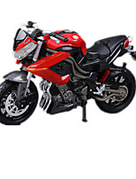Motorcycle Toys Car Toys 1:18 ABS Rainbow Model & Building Toy