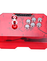 QANBA N1-R Wired Gamepads for Gaming Handle Red USB