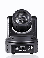 U'King® 100W RGBW 4 in 1 LED DMX Stage Effect Lighting 16CH Auto Voice Control for Party Wedding DJ KTV 1pcs