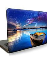 Para macbook air 11 13 / pro13 15 / pro com retina13 15 / macbook12 o céu de sonho descrito apple laptop caso