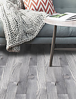 Gray Wood Sticking Decorative Pvc Auto-stick Water-proof Of The Bedroom And The Living Room