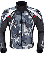 DUHAN D117 Pro Motorcycle Jacket Motorbike Racing Jacket Protector Water Risistant And Windproof With 5 Pcs EVA Protective Gears