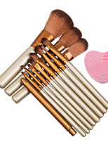1 Pcs Cleaning Tools And 12 Pcs Makeup Brush Set Brushes For Makeup Maquillage Make Up  Makeup Set Brush Kit Sets  Brushes Kit