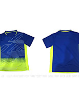 Badminton T-shirt For Badminton Running Breathable Quick Dry Sports Outdoor
