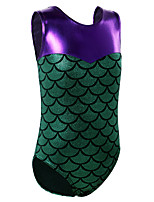 2017 Kid Girls' Summer Mermaid Tail Bath Split Swimwear  Benchwear Custume Cosplay for 3-12 Years