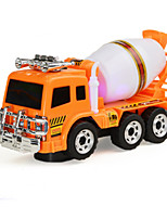Construction Vehicle Toys Car Toys 1:60 Plastic Orange Model & Building Toy