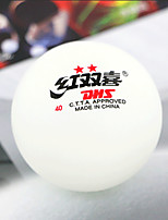 1 Piece 2 Stars 4 Ping Pang/Table Tennis Ball Indoor Performance Practise Leisure Sports-Other
