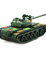 Military Vehicle Pull Back Vehicles 1:32 Metal Plastic Green Yellow