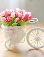 1 Филиал Гербарий Розы Букеты на стол Искусственные Цветы