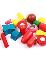 Toy Foods Toys Wood Unisex 5 to 7 Years 8 to 13 Years
