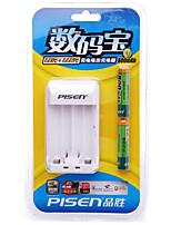 Pisen aaa никель-металл-гидридный аккумулятор 1.2v 800mah 2 pack