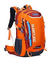 35 L Велоспорт Рюкзак рюкзак Многофункциональный Желтый Зеленый Синий Оранжевый