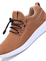 Men Sneakers Spring Summer Fall Comfort Light Soles Canvas Tulle Outdoor Athletic Casual Low Heel Fitness & Cross Training