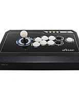 QANBA Q4RAF black/white 3-IN-1 Pc Xbox360 Arcade Fighting Stick