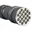 LED Flashlights/Torch LED Lumens Mode AAA Compact Size Everyday Use Outdoor Aluminum alloy