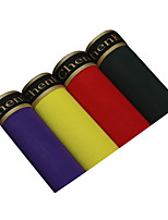 Sexy Couleur Pleine Boxers-Coton Polyester