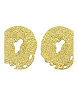 Tropfen-Ohrringe Basis Aleación Gold Silber Schmuck Für Normal 1 Paar