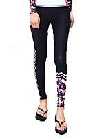 Sports Women's Wetsuit Pants Ultraviolet Resistant Anti-Eradiation Sunscreen Elastane Terylene Diving Suit Bottoms-Swimming Diving Beach