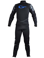 Men's 5mm Full Wetsuit Quick Dry Anatomic Design Moisture Permeability Breathable Compression Thick Neoprene Diving Suit Long Sleeve