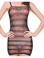 Women Lace Lingerie Nightwear,Sexy Solid-Thin Nylon Women's