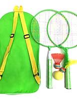 Raquetes para Badminton Pavio Humido Durabilidade Ligas de Ferro Um Par × 2 para Ao ar Livre Espetáculo Praticar Esportes de Lazer