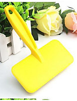 Cat Dog Grooming Comb Pet Grooming Supplies Portable Yellow
