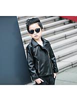 Children's Solid Suit & Blazer,Cotton Winter