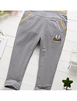 Boys' Sports Solid Pants-Cotton Winter Spring Fall