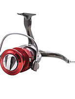 Fishing Reel Spinning Reels 5.2:1 10 Ball Bearings Right-handed General Fishing-FC3000