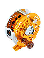 Fishing Reel Fly Reels 1:1 6 Ball Bearings Right-handed General Fishing-HB600