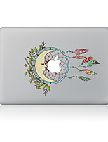 1 pièce Anti-Rayures Géométrique En Plastique Transparent Décalcomanie Motif PourMacBook Pro 15'' with Retina MacBook Pro 15 '' MacBook