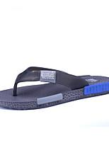 Men's Slippers & Flip-Flops Summer Slingback Microfibre Leather Outdoor Casual Flat Heel