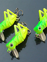 5 pcs Hard Bait Random Colors g/Ounce mm inch,Plastic General Fishing