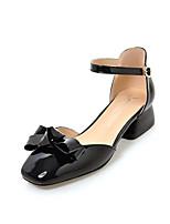 Women's Sandals Spring Comfort PU Casual Flat Heel