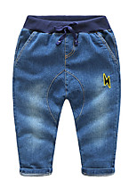 Boys' Casual/Daily Solid Jeans-Others Spring Fall