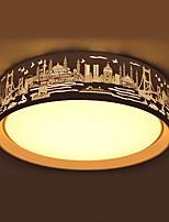 Vestavná montáž ,  moderní - současný design Tradiční klasika Pochromovaný vlastnost for LED KovObývací pokoj Ložnice Jídelna studovna či