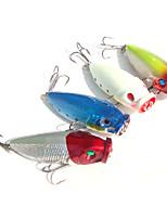 5 pcs Hard Bait Random Colors 9 g Ounce mm inch,Metal General Fishing