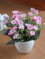 1 Ramo Flôr Seca Azaléia Flor de Mesa Flores artificiais