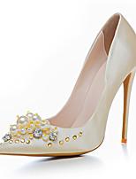 נשים-עקבים-סטן חומרים בהתאמה אישית-נעלי מועדון-זהב שחור כסף-חתונה שמלה מסיבה וערב-עקב סטילטו