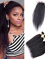 One Pack Solution Малазийские волосы 12 месяцев 5 предметов волосы ткет