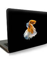 For MacBook Air 11 13/Pro13 15/Pro with Retina13 15/MacBook12 Fish Described Apple Laptop Case