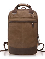 Men Canvas Camping & Hiking Outdoor Professioanl Use Backpack All Seasons