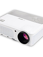 X66 PLUS LCD LED HD Projector Portable Home Theater