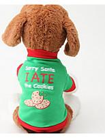 Hunde T-shirt Hundekleidung Sommer Kürbis Niedlich Modisch Lässig/Alltäglich Grün