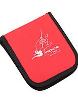 Швейный набор для путешествий Переносной для Хранение в дорогеКрасный
