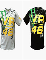 Motorcycle clothes short-sleeved breathable moisture perspiration quick-drying clothes T-shirt summer Unisex