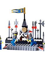 Building Blocks For Gift  Building Blocks Leisure Hobby Warrior ABS 5 to 7 Years 8 to 13 Years 14 Years & Up Toys