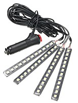 4 bandes par set bandes led de haute qualité en circuit constant résistance résistant à l'eau bandes led